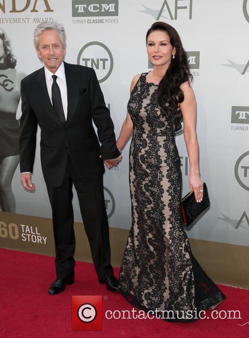 Michael Douglas and Catherine Zeta-Jones 14