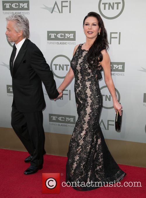 Michael Douglas, Catherine Zeta-Jones, The Dolby Theatre