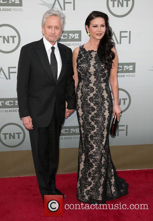 Michael Douglas and Catherine Zeta-Jones 16