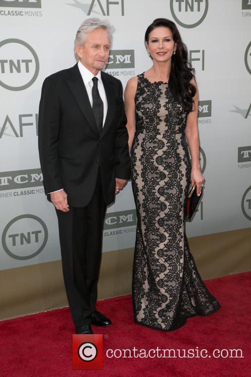 Michael Douglas and Catherine Zeta-Jones 18