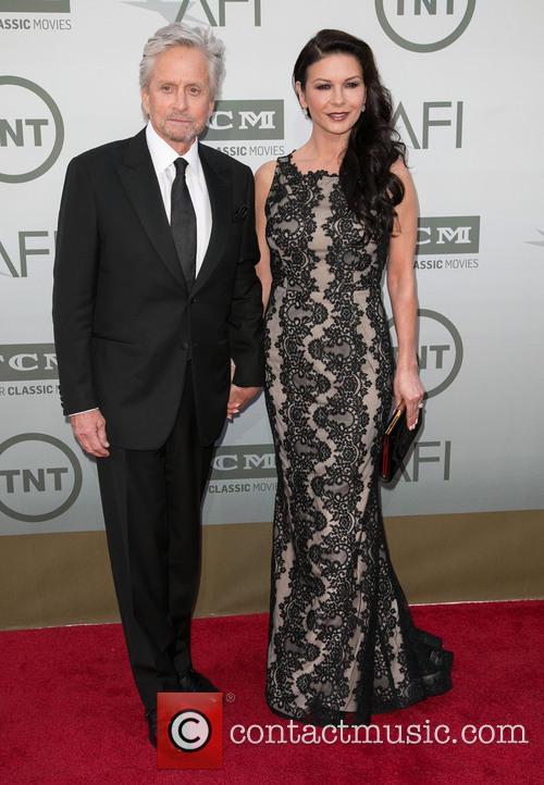 Michael Douglas and Catherine Zeta-Jones 19