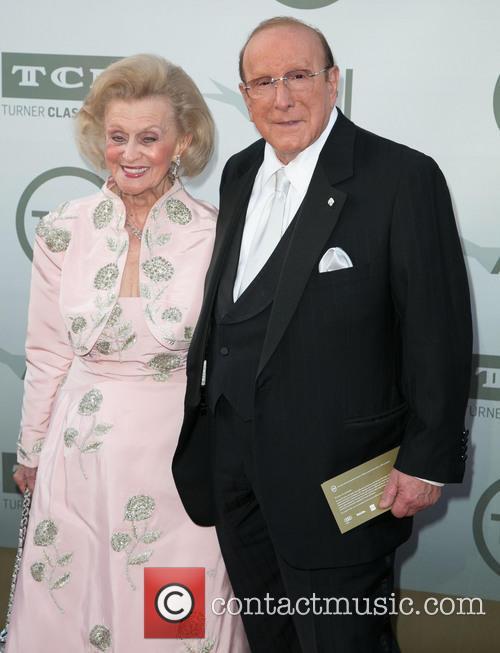 Barbara Davis and Clive Davis 8