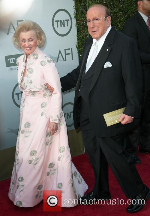 Barbara Davis and Clive Davis 9