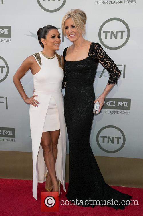 Eva Longoria and Felicity Huffman 10