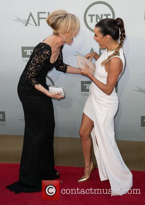 Felicity Huffman and Eva Longoria 9