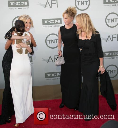 Felicity Huffman, Eva Longoria, Melanie Griffith and Rosanna Arquette 4