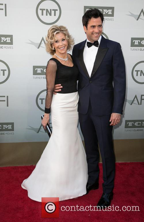Jane Fonda, Troy Garity, The Dolby Theatre