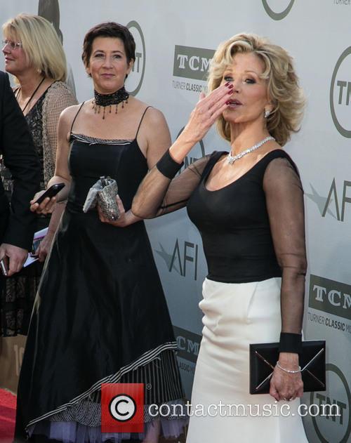 Vanessa Vadim and Jane Fonda 4