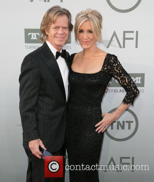 William H. Macy and Felicity Huffman 9