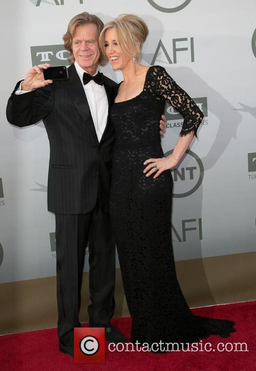 William H. Macy and Felicity Huffman 11