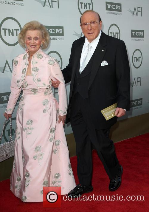 Barbara Davis and Clive Davis 4