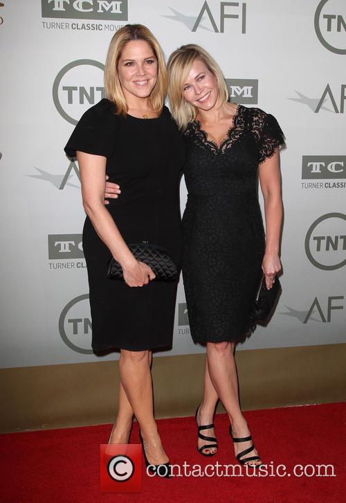 Mary Mccormack and Chelsea Handler 6