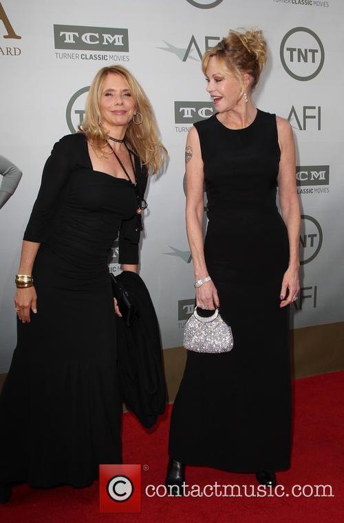 Rosanna Arquette and Melanie Griffith 4