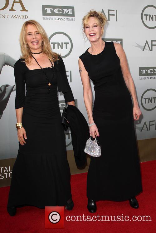 Rosanna Arquette and Melanie Griffith 8
