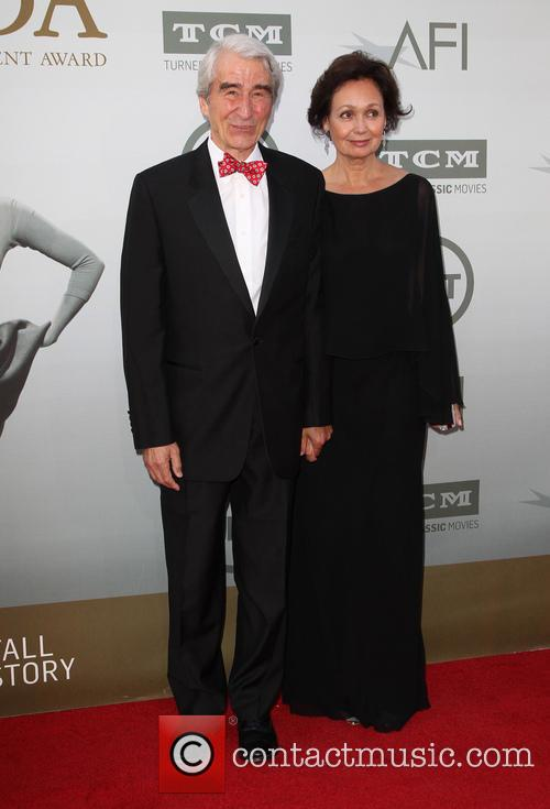 Sam Waterston and Lynn Louisa Woodruff 5