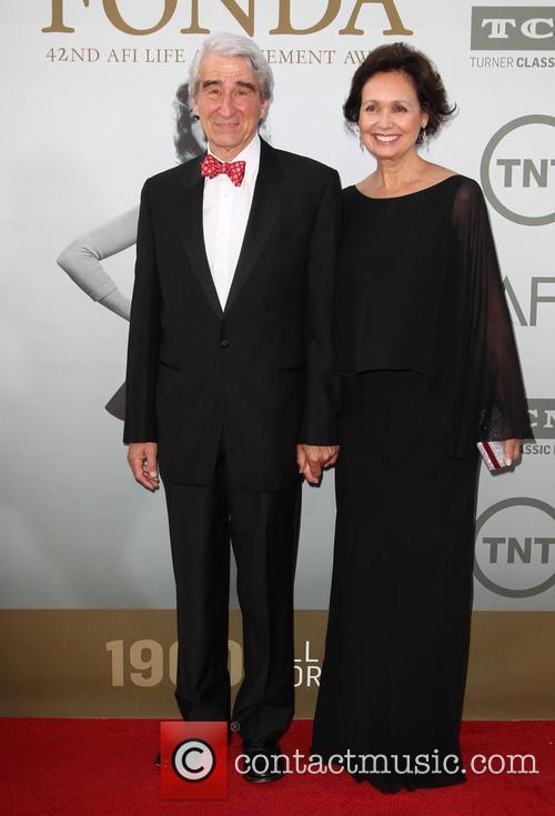 Sam Waterston and Lynn Louisa Woodruff 1