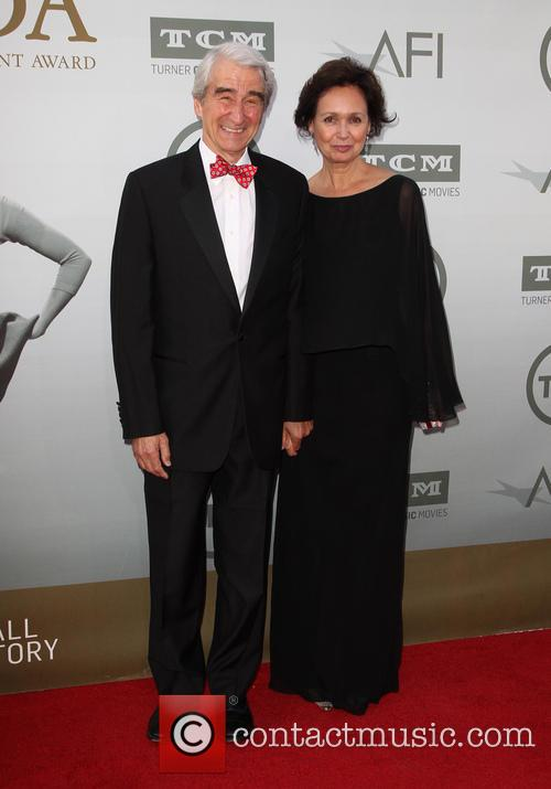 Sam Waterston and Lynn Louisa Woodruff 6