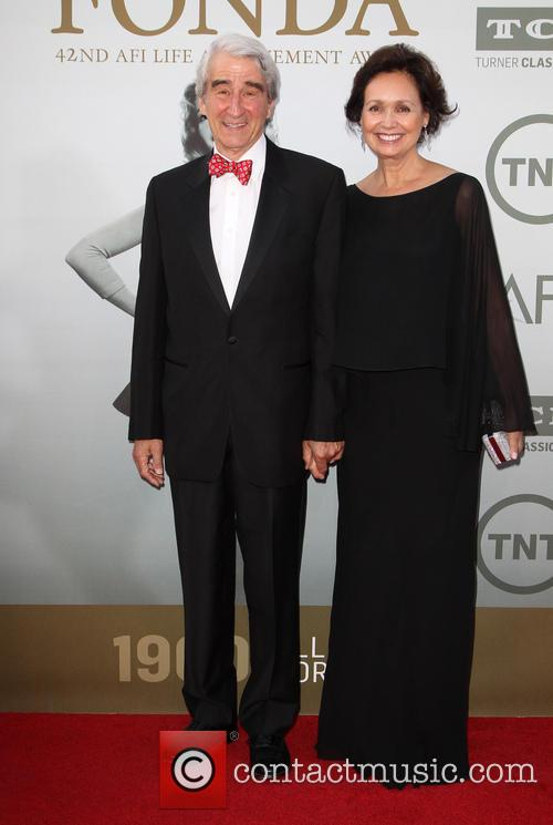 Sam Waterston and Lynn Louisa Woodruff 10