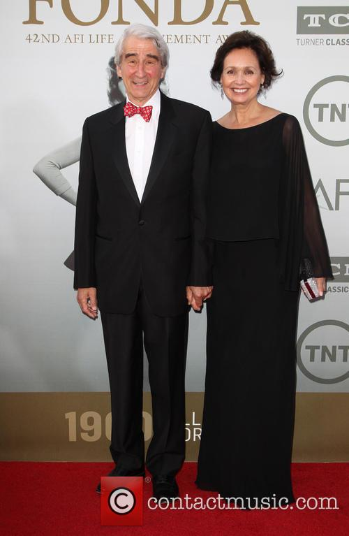 Sam Waterston and Lynn Louisa Woodruff 11
