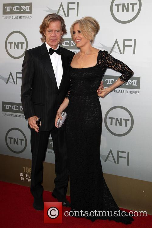 William H. Macy and Felicity Huffman 5