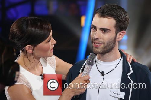 Matthew Davies and Emma Willis 4