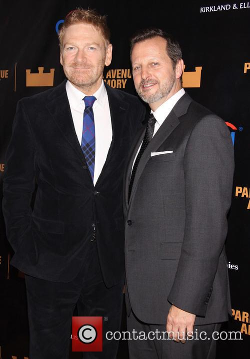 Kenneth Branagh and Rob Ashford 8