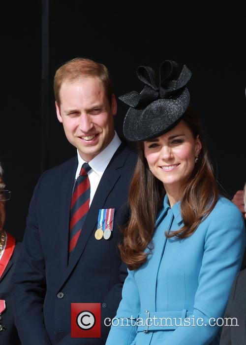Kate Middleton, Duchess Of Cambridge and Prince William 1