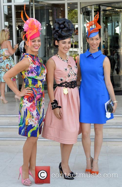 Epsom Oaks - Ladies Day