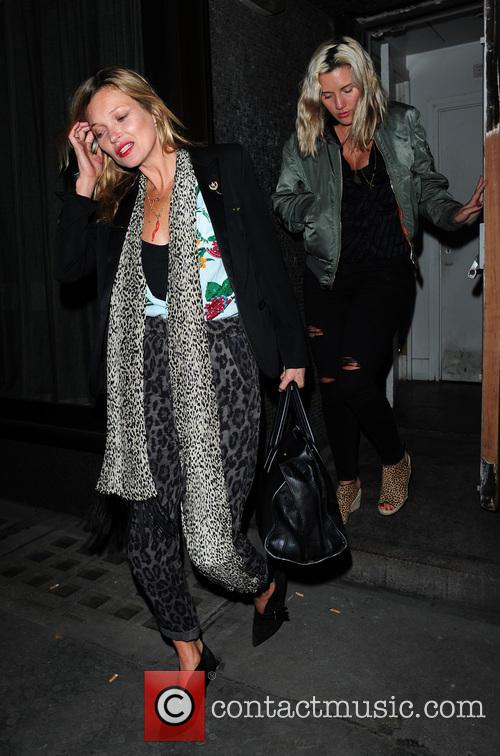 Kate Moss, Cecconis Mayfair