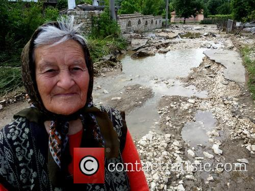 Bulgaria hit by severe flooding