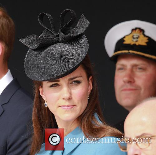 Catherine Duchess Of Cambridge 9