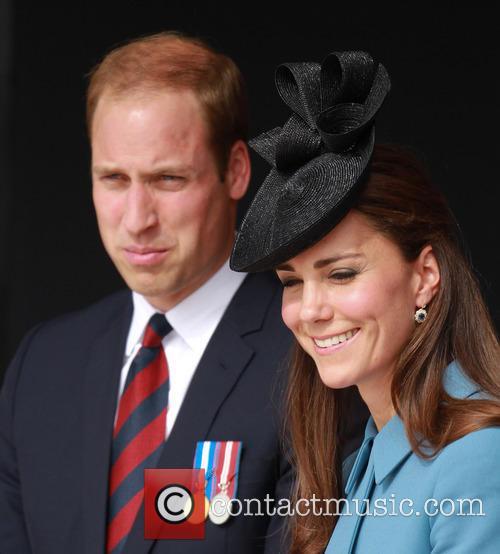 Prince William, Duke Of Cambridge and Catherine Duchess Of Cambridge 5