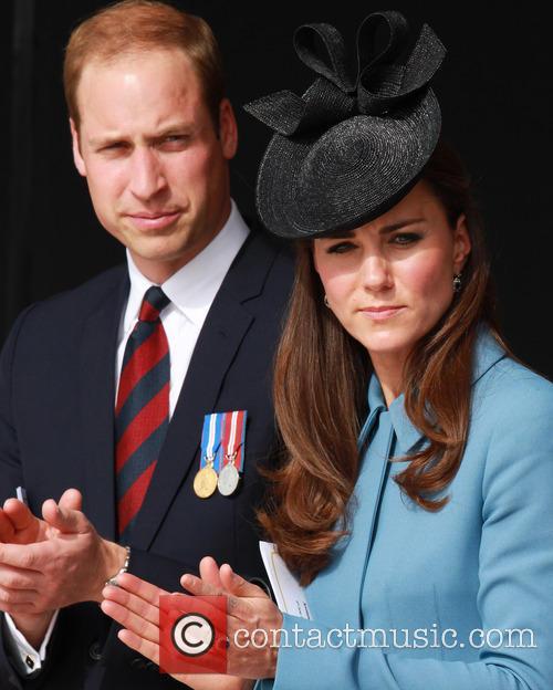 Prince William, Duke Of Cambridge and Catherine Duchess Of Cambridge 6