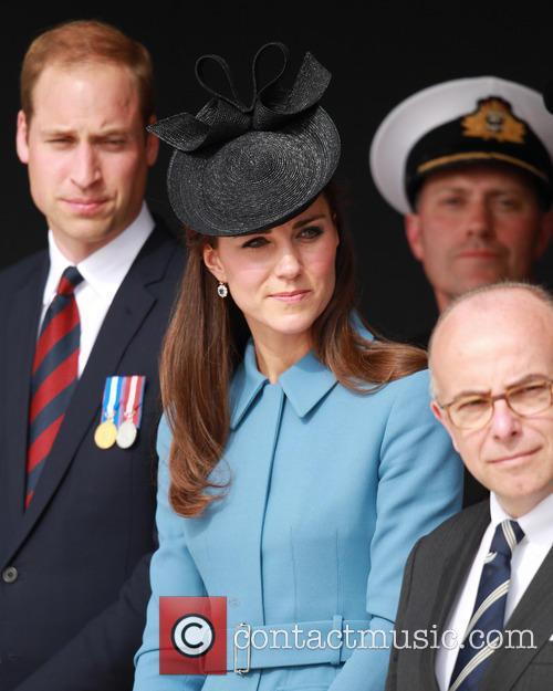 Prince William, Duke Of Cambridge and Catherine Duchess Of Cambridge 7