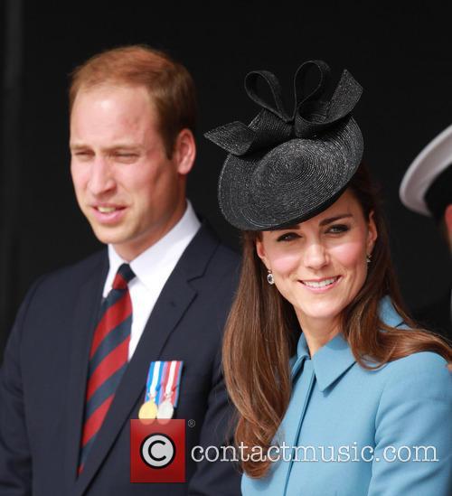 Prince William, Duke Of Cambridge and Catherine Duchess Of Cambridge 8