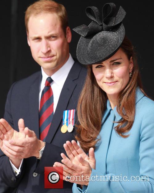 Prince William, Duke Of Cambridge and Catherine Duchess Of Cambridge 11