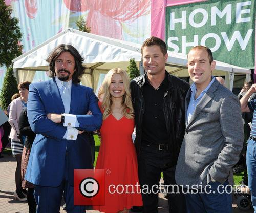 Laurence Llewelyn-bowen, Melinda Messenger, George Clarke and Martin Lewis 4