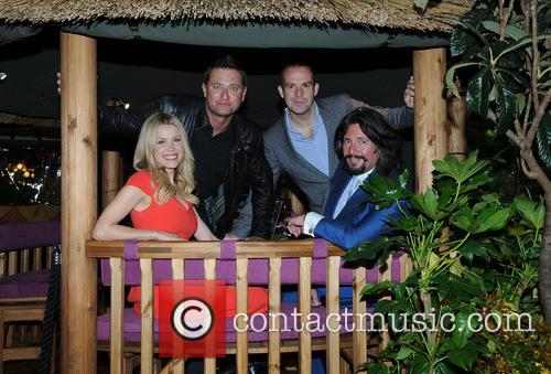 Laurence Llewelyn-bowen, Melinda Messenger, Martin Lewis and George Clarke 11