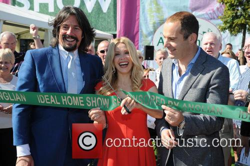 Laurence Llewelyn-bowen, Melinda Messenger and Martin Lewis 7