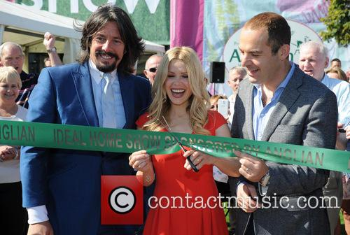 Laurence Llewelyn-bowen, Melinda Messenger and Martin Lewis 10