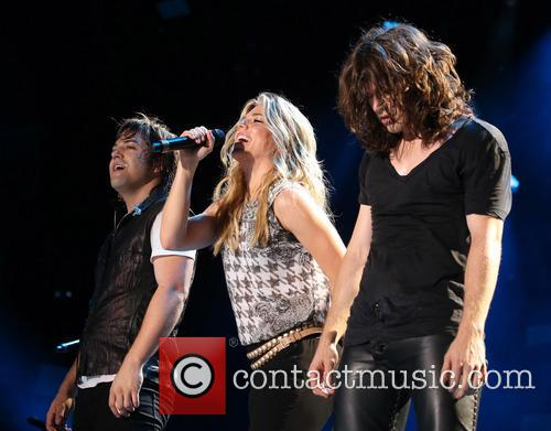 The Band Perry, Neil Perry, Kimberly Perry and Reid Perry 5
