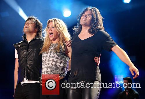 The Band Perry, Neil Perry, Kimberly Perry and Reid Perry 6