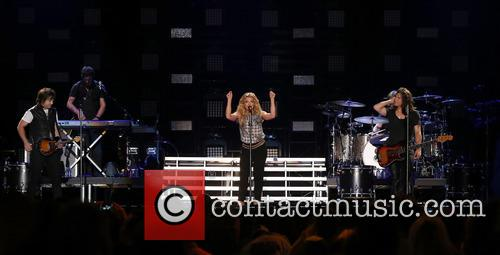 The Band Perry, Neil Perry, Kimberly Perry and Reid Perry 7