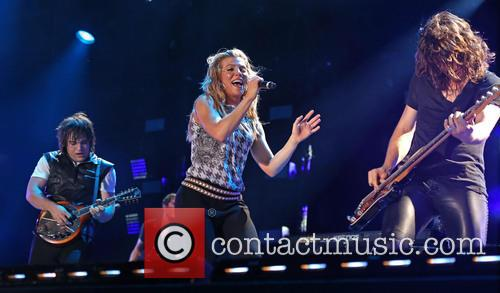 The Band Perry, Neil Perry, Kimberly Perry and Reid Perry 8