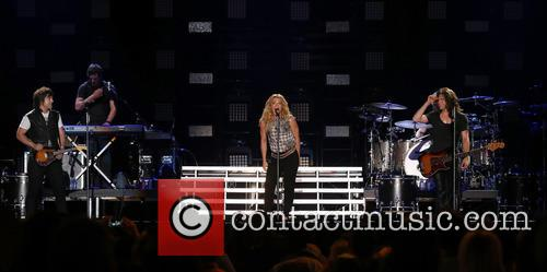 The Band Perry, Neil Perry, Kimberly Perry and Reid Perry 9