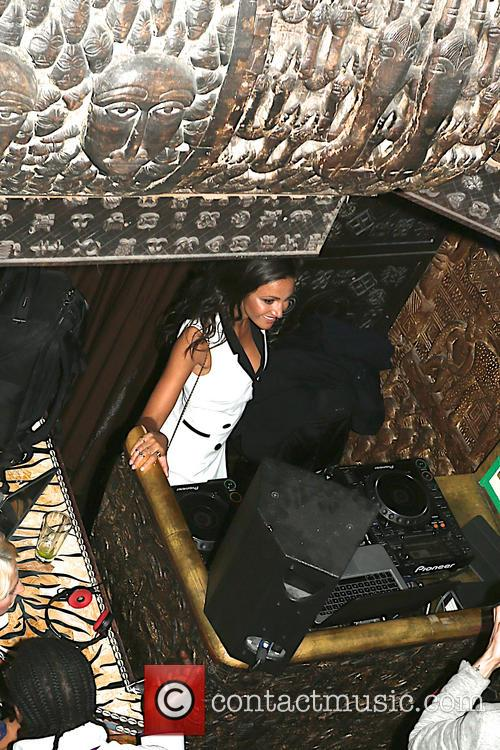 Michelle Keegan at Shaka Zulu