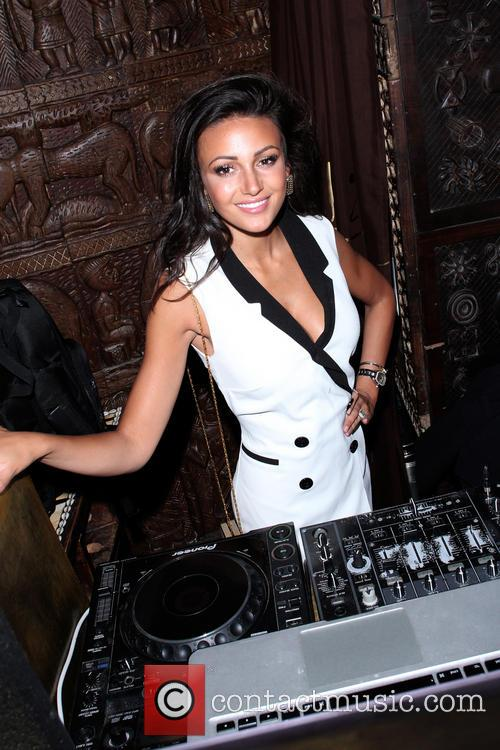 Michelle Keegan at Shaka Zulu