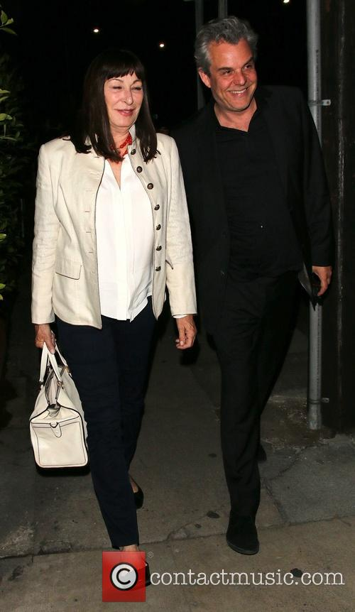 Anjelica Huston and Danny Huston 2
