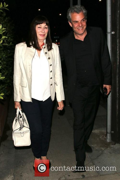 Anjelica Huston and Danny Huston 3