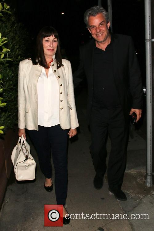 Anjelica Huston and Danny Huston 1